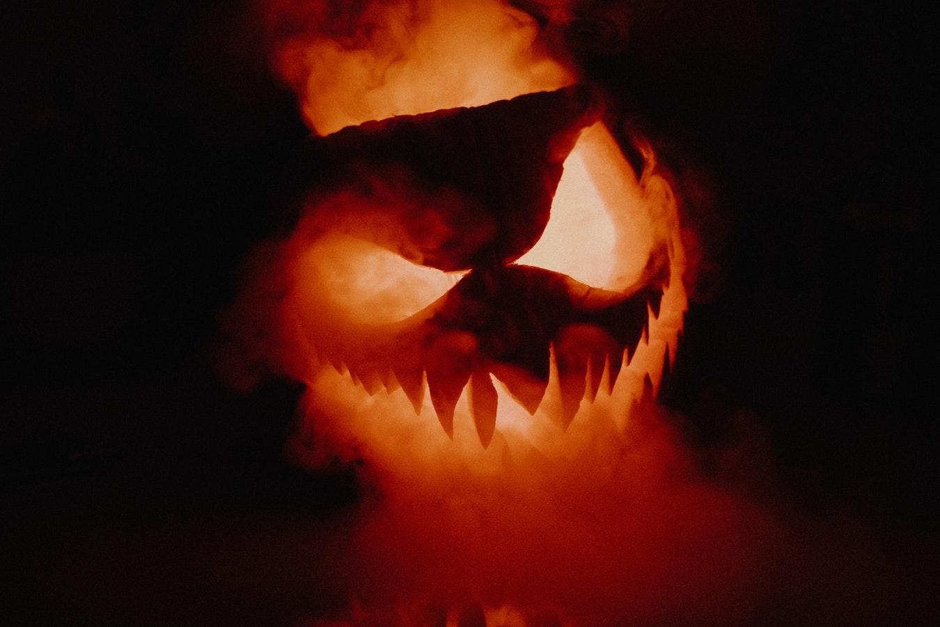 Halloween – Treats and Sweets at Frau Möller
